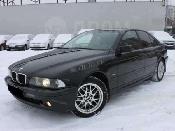BMW 5-Series, 2002 год, 519 000 руб.