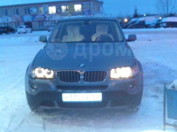 BMW X3, 2009 год, 900 000 руб.