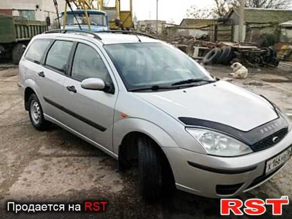 Ford Focus, 2004 год, 270 000 руб.