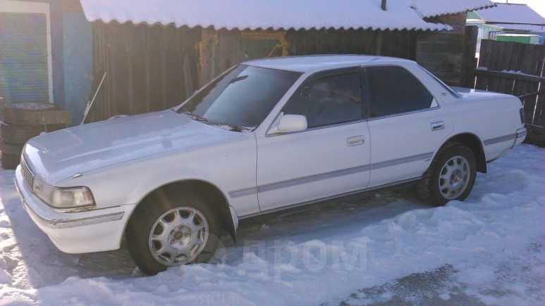 Toyota Cresta, 1991 год, 115 000 руб.