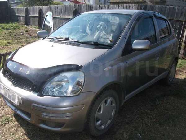 Toyota Vitz, 2005 год, 235 000 руб.