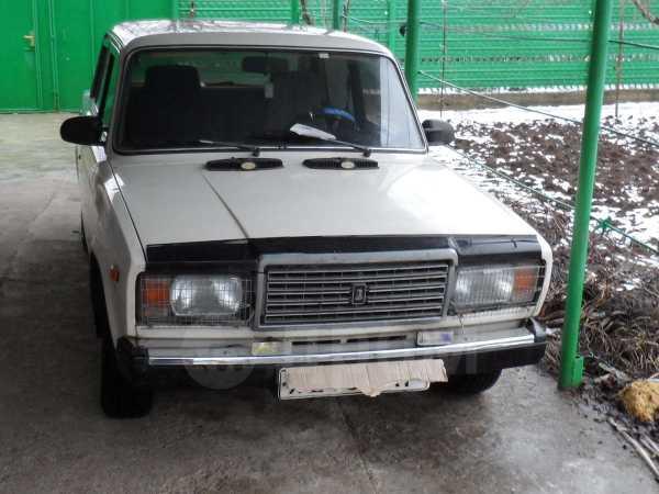 Лада 2107, 1990 год, 65 000 руб.