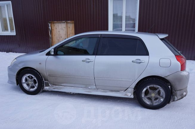 Toyota Corolla Runx, 2003 год, 360 000 руб.