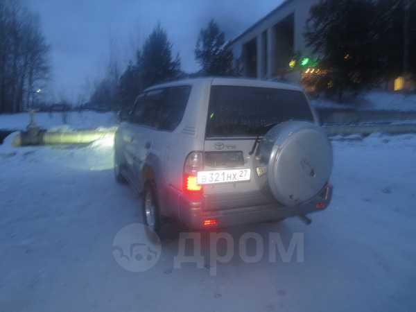 Toyota Land Cruiser Prado, 1999 год, 795 000 руб.