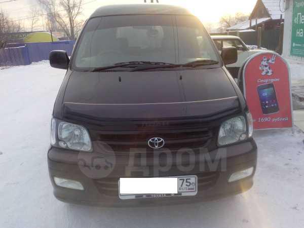 Toyota Town Ace Noah, 2001 год, 350 000 руб.