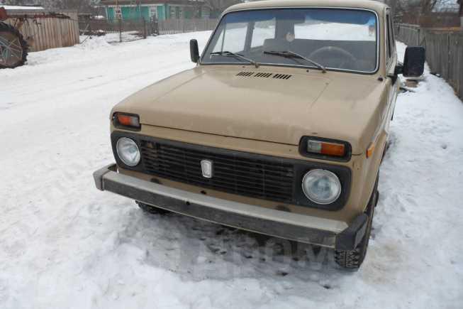 Лада 4x4 2121 Нива, 1983 год, 45 000 руб.