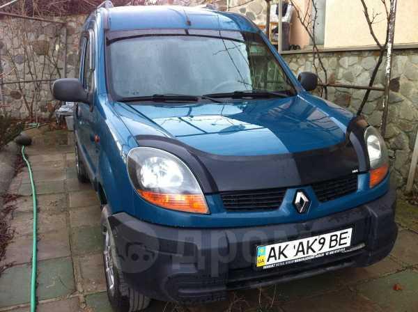 Renault Kangoo, 2004 год, $6300