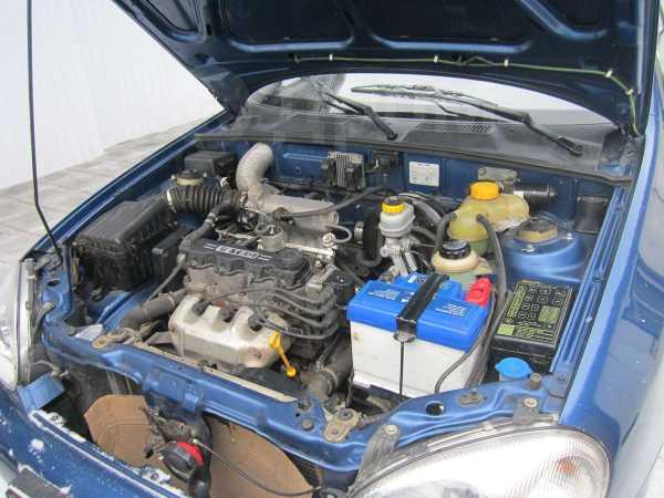 Chevrolet Lanos, 2008 год, 206 000 руб.
