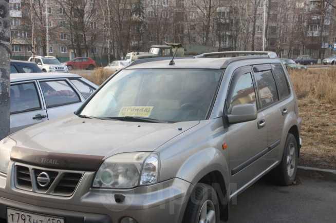 Nissan X-Trail, 2003 год, 475 000 руб.