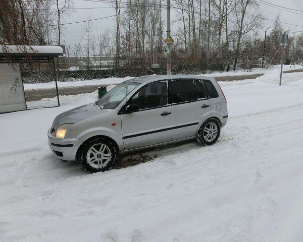 Ford Fusion, 2003 год, 175 000 руб.