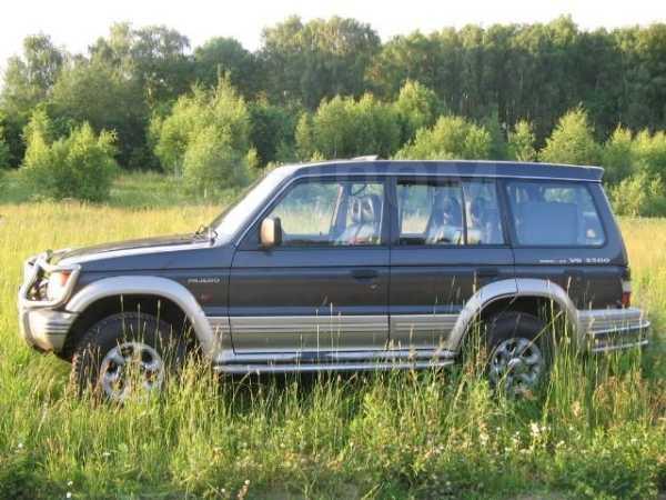 Mitsubishi Pajero, 1993 год, 110 000 руб.