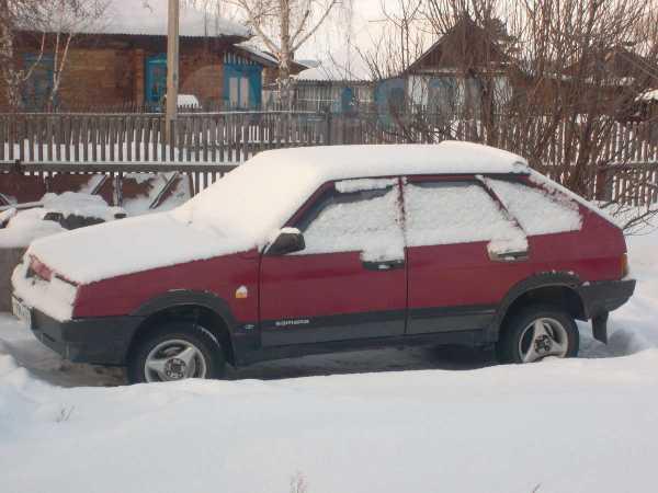 Лада 2109, 1995 год, 68 000 руб.