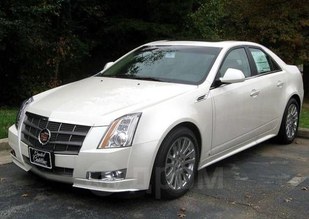 Cadillac CTS, 2008 год, 930 000 руб.