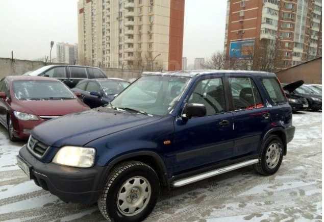 Honda CR-V, 2001 год, 455 000 руб.