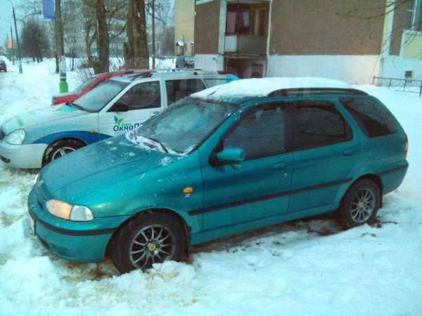 Fiat Palio, 1998 год, 119 999 руб.