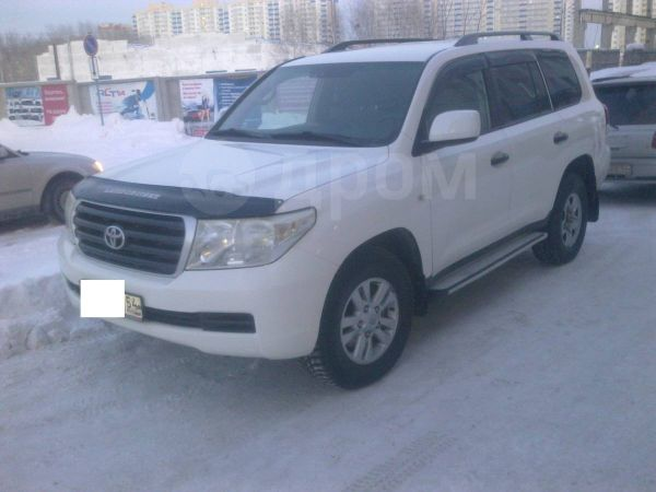 Toyota Land Cruiser, 2009 год, 1 870 000 руб.