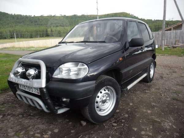 Chevrolet Niva, 2005 год, 250 000 руб.