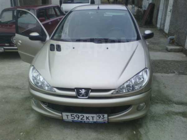 Peugeot 206, 2007 год, 400 000 руб.