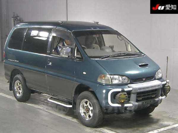Mitsubishi Delica, 1998 год, 500 000 руб.