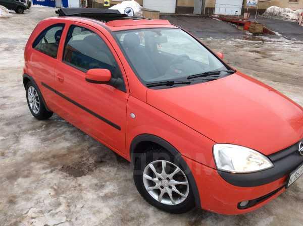 Opel Corsa, 2003 год, 220 000 руб.