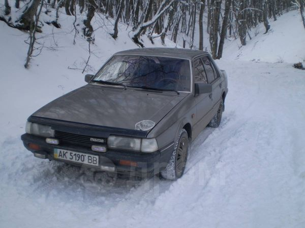 Mazda 626, 1985 год, 129 127 руб.