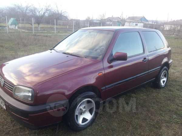 Volkswagen Golf, 1993 год, 190 000 руб.
