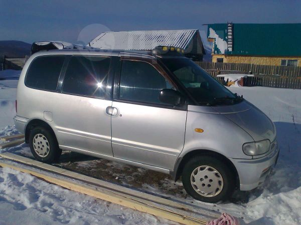 Nissan Serena, 1999 год, 150 000 руб.