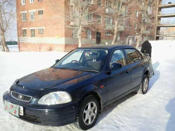 Honda Civic Ferio, 1997 год, 220 000 руб.