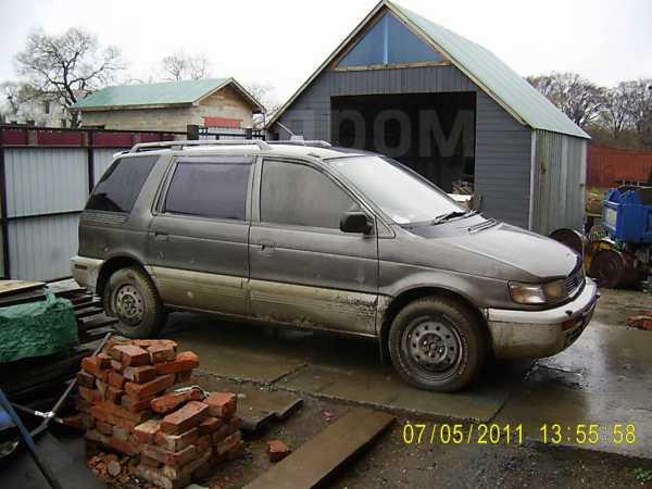Mitsubishi Chariot, 1992 год, 60 000 руб.