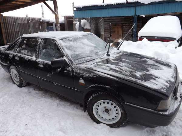 Mazda 626, 1986 год, 45 000 руб.