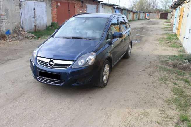 Opel Zafira, 2012 год, 670 000 руб.