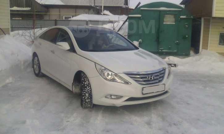 Hyundai Sonata, 2010 год, 800 000 руб.