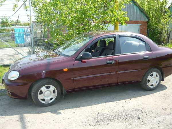 ЗАЗ Шанс, 2011 год, 250 000 руб.