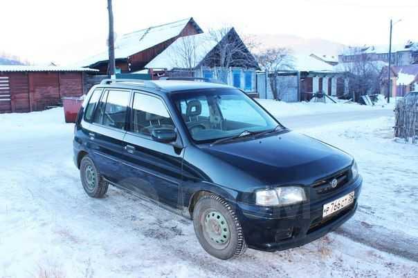 Mazda Demio, 1998 год, 138 000 руб.