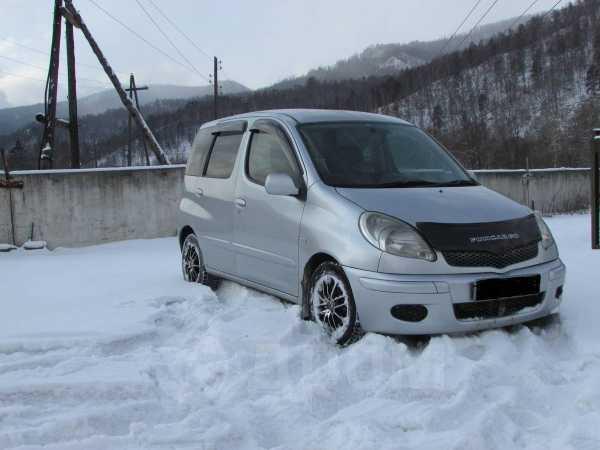 Toyota Funcargo, 2003 год, 253 000 руб.
