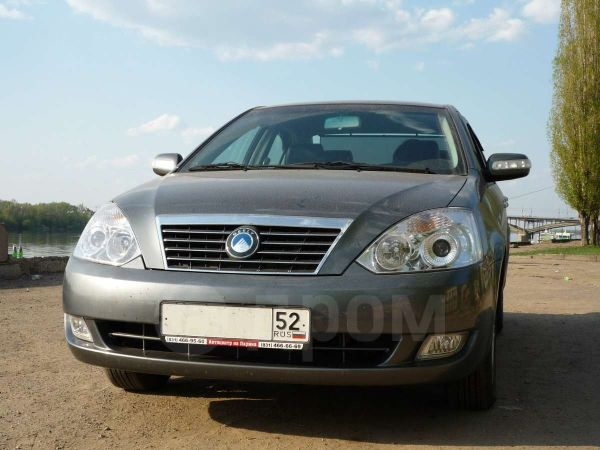 Geely Vision, 2008 год, 205 000 руб.