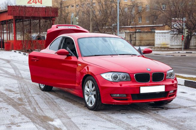 BMW 1-Series, 2008 год, 840 000 руб.