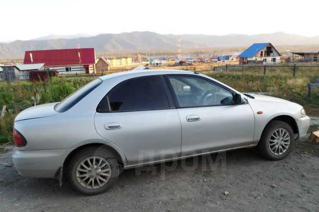 Mazda Familia, 1995 год, 105 000 руб.