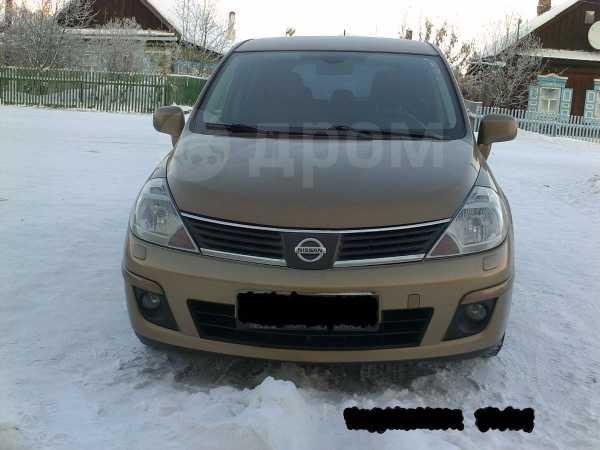 Nissan Tiida, 2007 год, 470 000 руб.