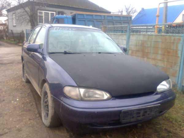 Hyundai Accent, 1995 год, 90 000 руб.
