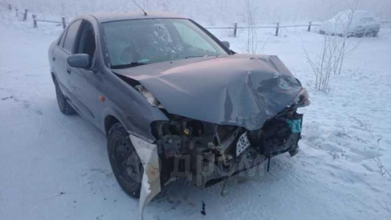 Nissan Almera, 2005 год, 80 000 руб.