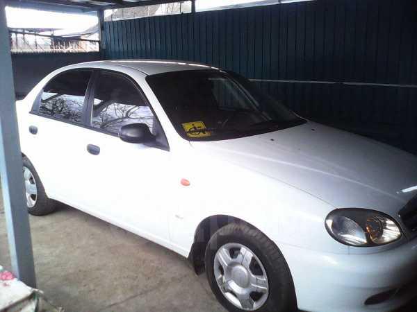 Chevrolet Lanos, 2007 год, 255 000 руб.