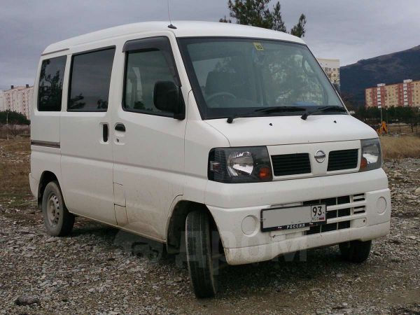 Nissan Clipper, 2008 год, 230 000 руб.