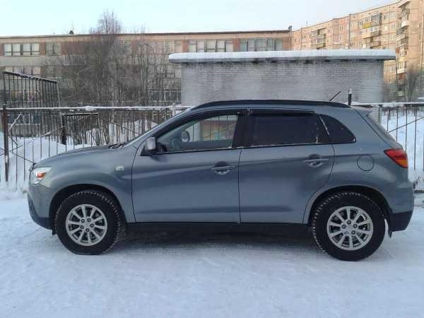 Mitsubishi ASX, 2011 год, 749 000 руб.