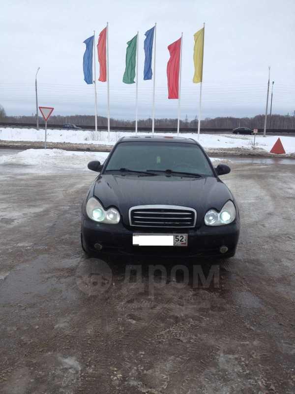 Hyundai Sonata, 2008 год, 260 000 руб.