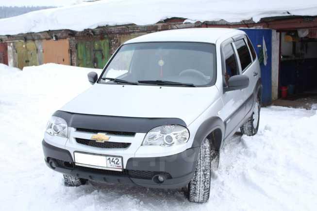 Chevrolet Niva, 2012 год, 435 000 руб.