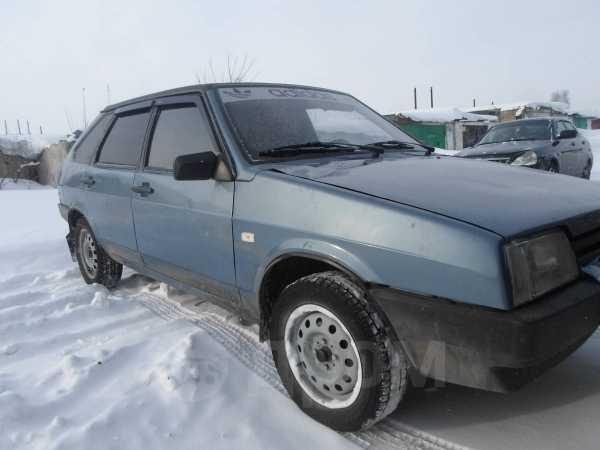 Лада 2109, 1991 год, 43 000 руб.