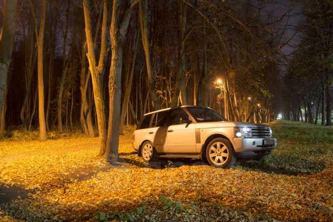 Land Rover Range Rover, 2004 год, 577 000 руб.