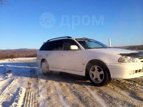 Toyota Caldina, 1999 год, 298 000 руб.