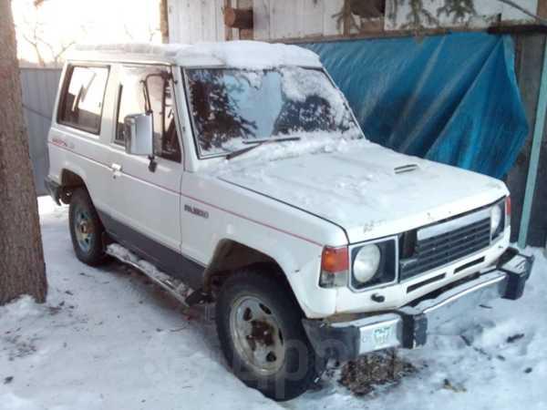 Mitsubishi Pajero, 1988 год, 65 000 руб.